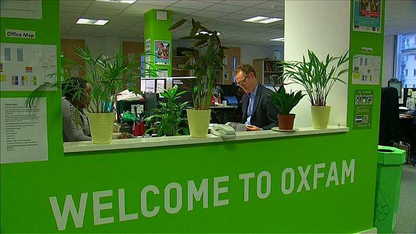 Oxfam finanziell unter Druck