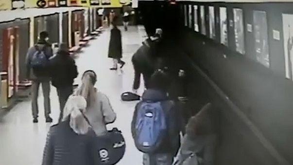 A milánói metró hőse