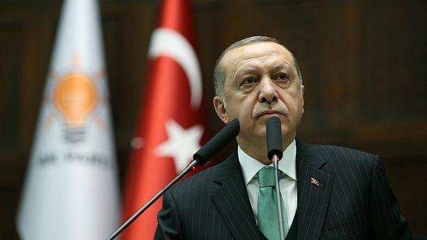 رئیس جمهوری ترکیه: نیروهای آمریکایی در سوریه مراقب «سیلی عثمانی» باشند