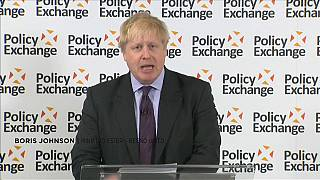 Brexit, l'appello di Johnson a restare uniti sull'uscita dall'UE