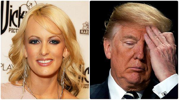 هنرپیشه پورنو: می توانم آزادانه در مورد رابطهام با ترامپ اظهار نظر کنم