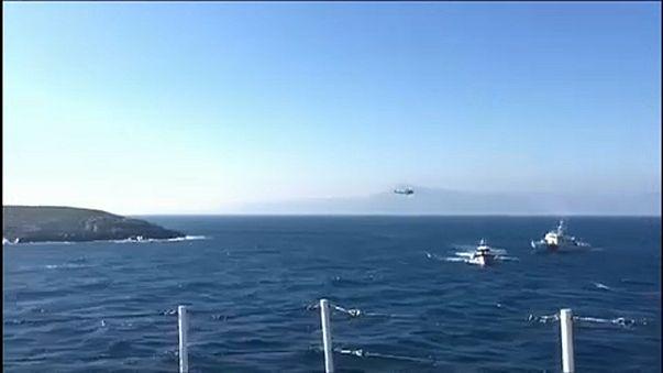 Újabb görög-török feszültség