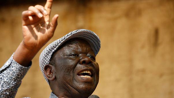 Zimbabwe opposition leader Morgan Tsvangirai dies after cancer battle