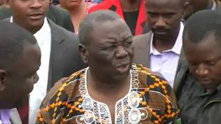 Simbabwes Oppositionsführer Morgan Tsvangirai  (65†) ist tot