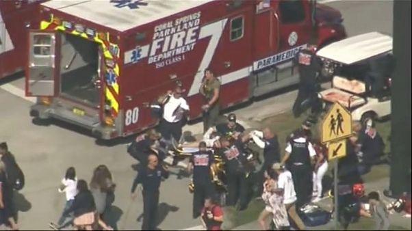 Varios muertos y decenas de heridos en un tiroteo en un instituto en Florida