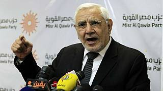 عبد المنعم أبو الفتوح المرشح الرئاسي السابق في انتخابات مصر عام 2012