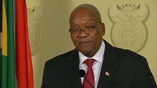 """Sudafrica, Zuma: """"Sono giunto alla decisione di dimettermi"""""""