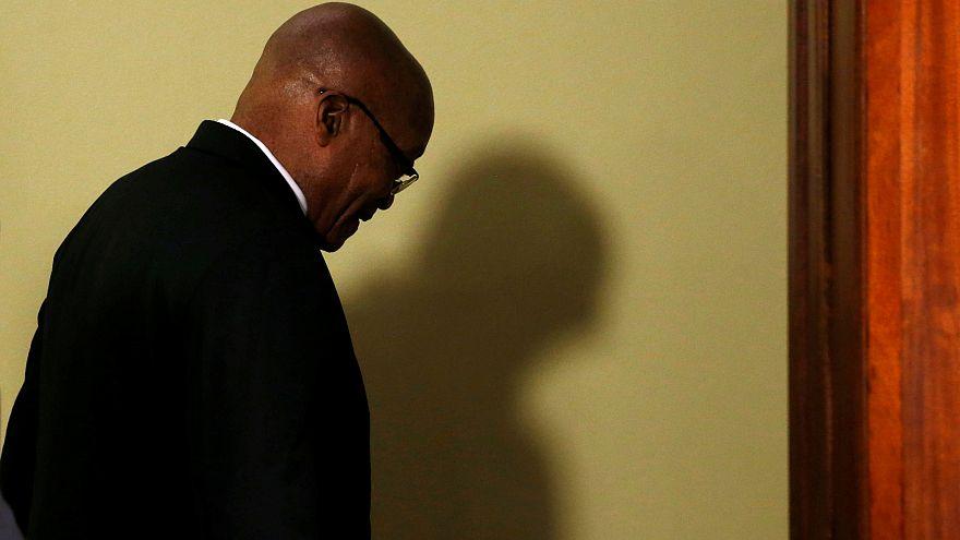 Jacob Zuma demite-se da presidência da África do Sul