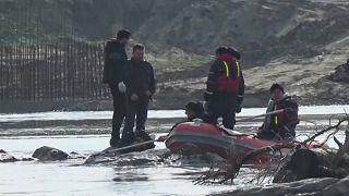 غرق شدن قایق پناهجویان موجب مرگ کودک ۴ ساله شد