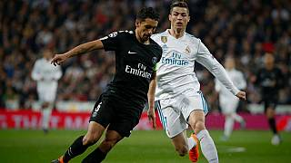 Ronaldo rockets Real Madrid to win over PSG in Champions League
