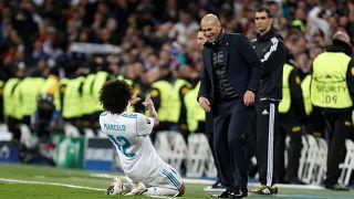 Şampiyonlar Ligi'nde Liverpool ve Real Madrid hız kesmedi