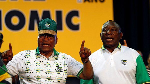 Sudafrica: Zuma se ne va, tocca a Ramaphosa