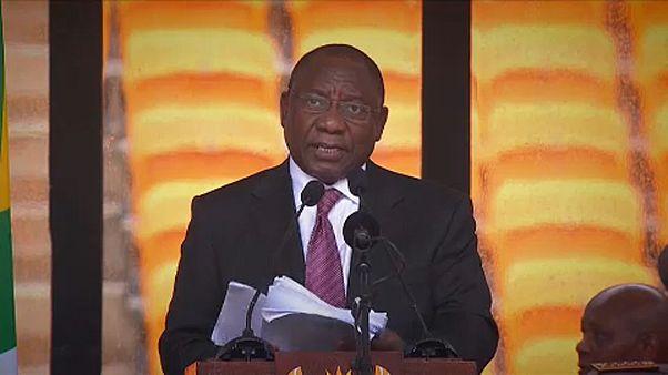 Lemondott a dél-afrikai elnök