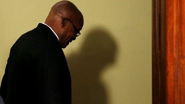 Poussé vers la sortie, Jacob Zuma démissionne