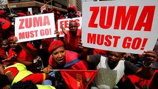 Οι αντιδράσεις των πολιτών στην παραίτηση Ζούμα