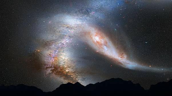 آیا آندرومدئا کهکشان ما را خواهد بلعید؟