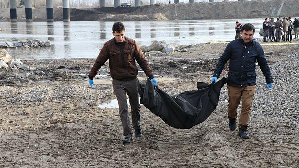 Meriç Nehri iki Türk aileyi yuttu