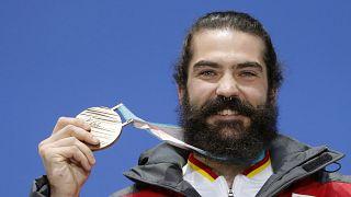 Regino Hernández, primera medalla olímpica española en 26 años
