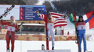 Olimpiadi: medaglia di bronzo per Federica Brignone
