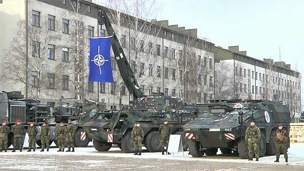 Haste mal nen Panzer? Bundeswehr mangelt es an Gerät für NATO