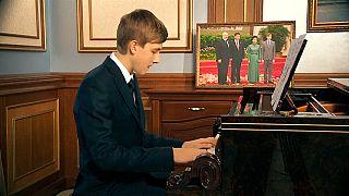 Из Белоруссии -  с китайским приветом