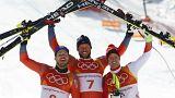 Noruega continua a somar medalhas e recordes