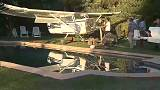 La avioneta accidentada en Chile