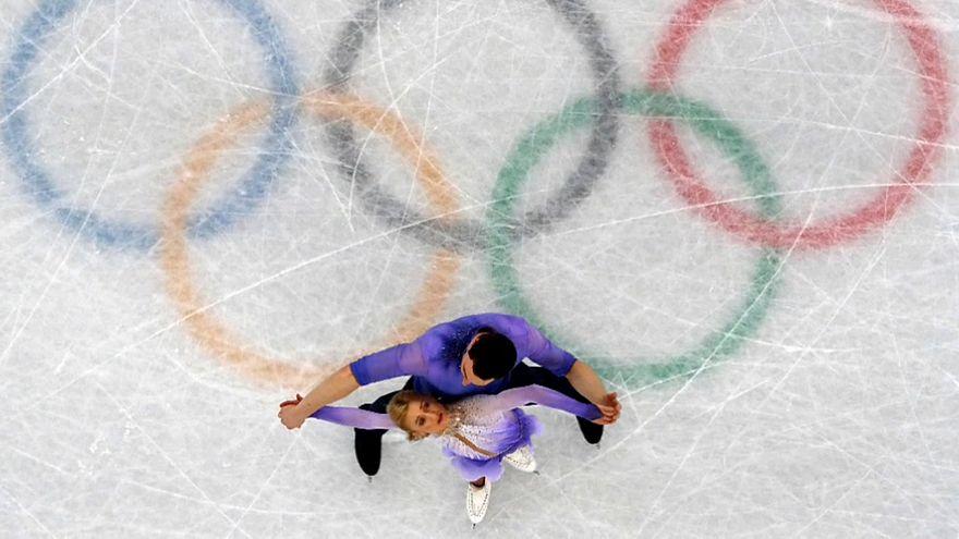 Tag 7 der Winterspiele - Deutschland holt Gold beim Eiskunstlauf der Paare