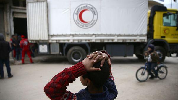 L'enfance brisée des zones de guerre