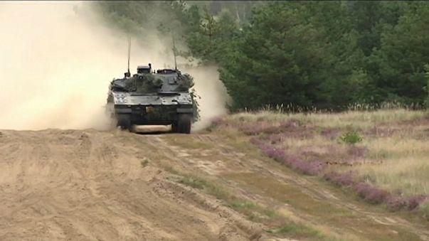 Дефицит танков в Бундесвере