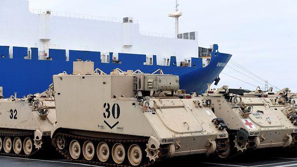 Die Welt: Σημαντικές ελλείψεις στον γερμανικό στρατό