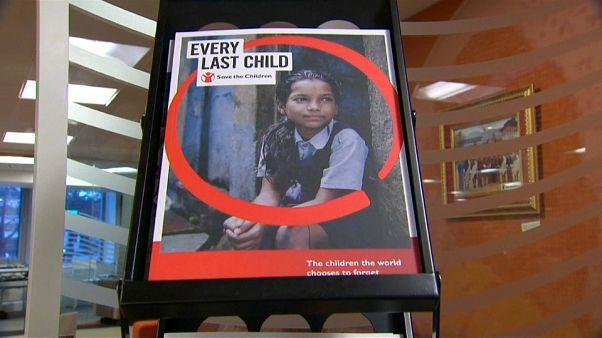 Uno de cada seis niños es víctima de la guerra