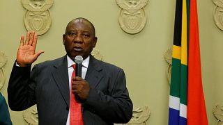 Сирил Рамапоса - новый президент ЮАР