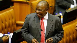 Ορκίστηκε πρόεδρος της Νότιας Αφρικής ο Σίριλ Ραμαφόζα