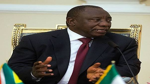 برلمان جنوب إفريقيا ينتخب سيريل رامافوسا رئيسا للبلاد
