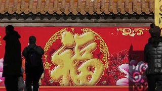 Chinesisches Neujahrsfest: Völkerwanderung nach Hause