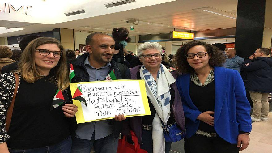 المغرب يطرد محاميتين فرنسيتين بسبب الصحراء الغربية