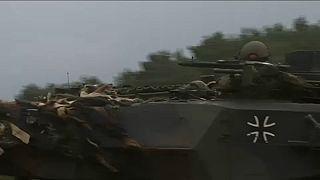 Komoly hiányosságokkal küzd a Bundeswehr