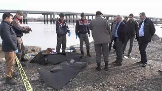 Menekülttragédia a török-görög határfolyón