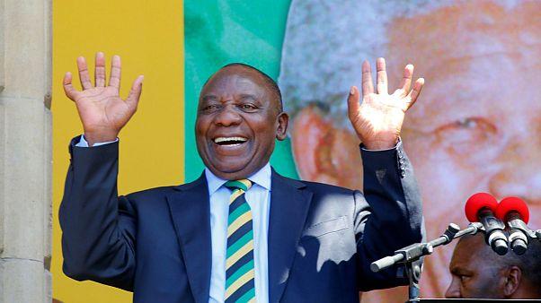 سیریل رامافوسا رئیسجمهور آفریقای جنوبی شد