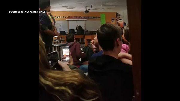 Videó a középiskolai lövöldözésről