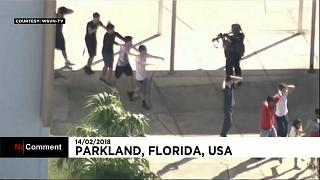 США: эвакуация школьников и задержание стрелка