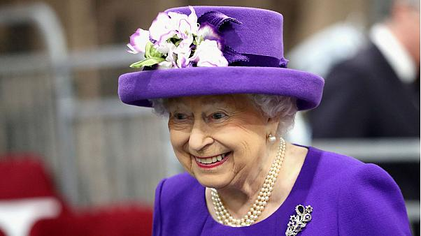 The Queen is taking Buckingham Palace plastic free