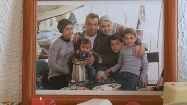 A Hanan család még Szíriában