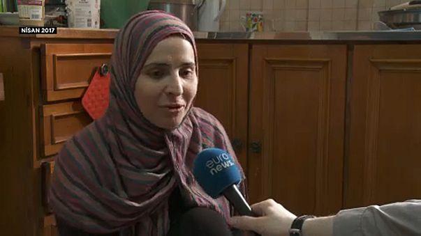 Yeni bir hayata kavuşan Suriyeliler yaşadıklarını anlattı
