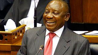 Güney Afrika'da Ramaphosa dönemi