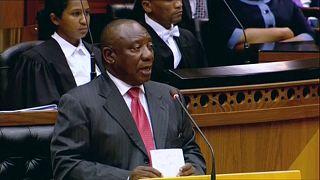 Dél-Afrika: Ramaphosa az új elnök