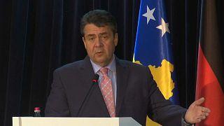 Gabriel stellt Kosovo EU-Mitgliedschaft in Aussicht