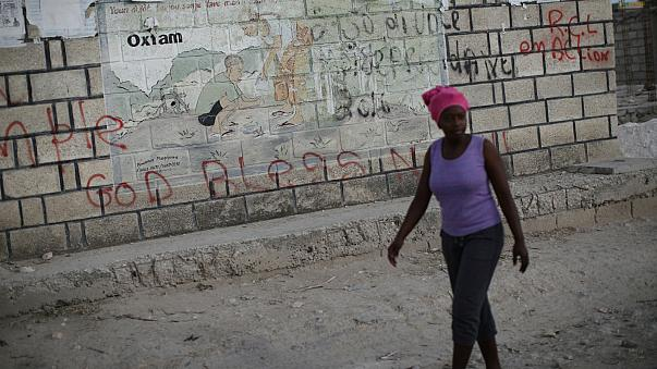 Oxfam Haiti ex-chief denies paying for sex as scandal rocks aid sector
