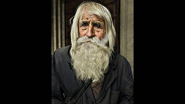 Sofia's saintly beggar Dobre Dobrev dies aged 103